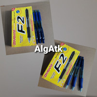 Pulpen Standard F2 Isi 12 pcs. 0.7mm.