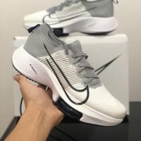 Sepatu Running Pria Nike Air Zoom Tempo Next Particle Grey