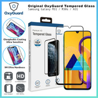 OxyGuard Tempered Glass Samsung Galaxy M31 A31 M30s - Screen Protector - M31 M30s