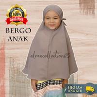 NEW Hijab bergo anak jilbab anak kerudung anak hijab instan murah