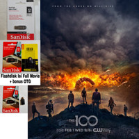 Film Serial The 100 Series Movie Action Sandisk Ultra Flair 32GB