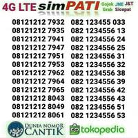 Nomor Cantik Simpati Loop Kartu Perdana Telkomsel Simpati Cantik