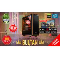 Paket PC Enter Gaming E-Sports SULTAN INTEL X Nvidia