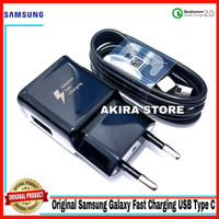 Charger Samsung Galaxy S9 S9 Plus Original 100% Fast Charging Type C