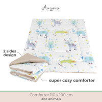 Selimut Bedcover Aurora Baby Bed Cover Comforter Katun Jepang
