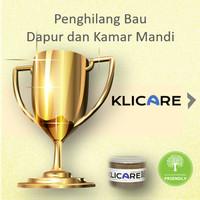 KLICARE - Penghilang Bau di Dapur dan Kamar Mandi MURAH & TERMURAH