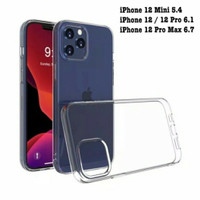 Silicone Clear Iphone 12 12 pro 12 mini 12 PRO MAX Case casing cover