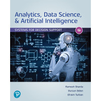 Analytics, Data Science, Artificial Intelligence Systems for Decision