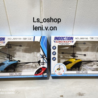 MINI HELICOPTER INDUCTION AIRCRAFT REMOTE CONTROL RC DRONE WITH