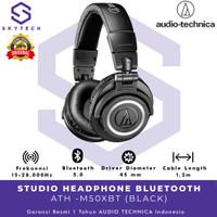Headphones Bluetooth Audio Technica ATH-M50XBT