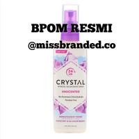 Crystal Body Deodorant Spray - 4oz 118ml - Made In USA