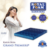 Kasur Busa Royal Foam Grand Premiere Knitted Double Size