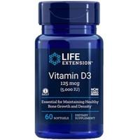 life extension vitamin D3 5000IU