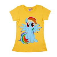 KIDS ICON - Kaos Anak Perempuan MY LITTLE PONY 4-12 Thn - PY102900200