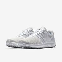 sepatu lari running wanita Nike Original White