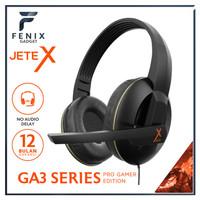 Headset Gaming  Headphone Gaming JETE-X GA3 Series - Garansi 1 Tahun