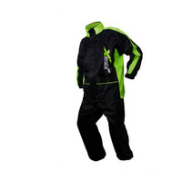 JPX RAINCOAT | BLACK GREEN | JAS HUJAN JPX