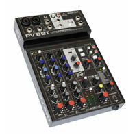 Peavey PV6BT - Mixing Console and USB Audio Interface with Bluetooth