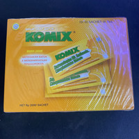 Komix Jahe 1 box isi 30