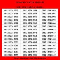 Perdana Cantik Nomor Telkomsel Simpati 4G LTE No Indosat Xl Axis Data