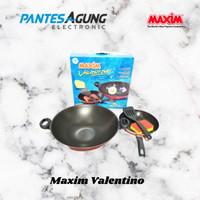 Maxim Valentino SET: Wajan + Teflon + Spatula + Sponge / maxim set