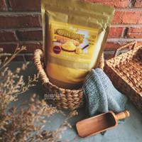 Mugo Tepung Jagung (polenta coarse) 1kg Non GMO
