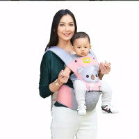 Gendongan Hipseat KOKOA series moms baby 4 in 1