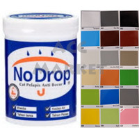 No Drop 1 kg Anti Bocor Waterproofing Cat Anti Kedap Air - Merah