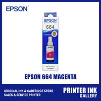 Tinta Epson 664 Magenta (T6643) Original