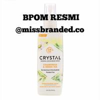 Crystal Body Deodorant Body Spray Chamomile & Green Tea 118ml