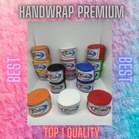 handwraps fairtex - Hitam