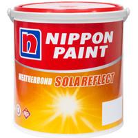 NIPPON WEATHERBOND SOLAREFLECT 2,5L PUTIH