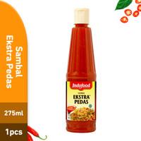 Sambal Indofood Ekstra Pedas Pet 275 ML - 1 Pc