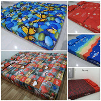 sprei homemade 180x200 - king - no 1 motif netral abstrak minimalis