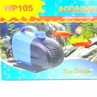 Pompa kolam hidroponik AQUAMAN WP 105