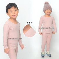 Longjohn Baju Musim Dingin Anak/Baju Thermal Anak