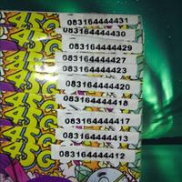 Nomor cantik axis penta