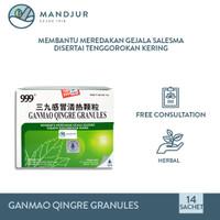 999 Ganmao Qingre Granules - Obat Flu, Pilek, Masuk Angin, Demam