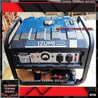 IZUMI Genset Bensin 3000 watt ( Generator Listrik ) GS 4000