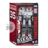 HASBRO, Transformers WFC Siege Voyager 35th Megatron (WFC-S66)