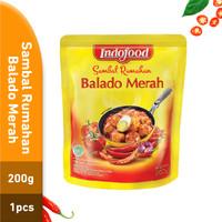 Sambal Indofood Balado Merah 200 GR (PCS)