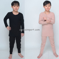 Longjohn Baju Musim Dingin Anak