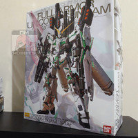 MG Unicorn Full Armor FA Ver Ka Semi MIB BANDAI