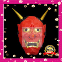 Topeng Oni Mask Oni Devil Mask Japan