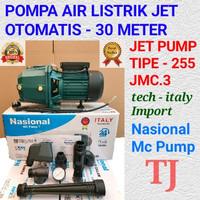 pompa air jetpump otomatis nasional/dab avon/sanyo 30 meter-250 watt