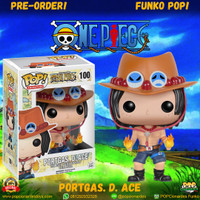 Funko POP! Animation - One Piece - Portgas D Ace