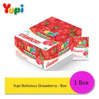 Permen Yupi strawberry