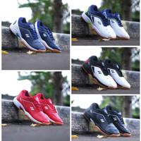 Sepatu badminton Yonex 65m/sepatu olahraga pria - Hitam, 38