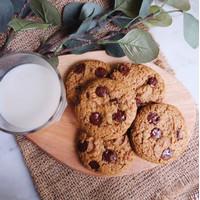 Vegan Chocolate Chip Cookies (6 pcs) - Mix Variant