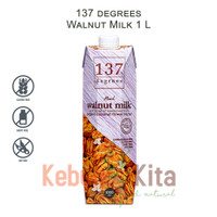 137 Degrees Walnut Milk 1 L